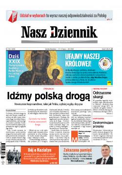 Sobota-Niedziela, 11-12 lipca 2020, Nr 160 (6818)