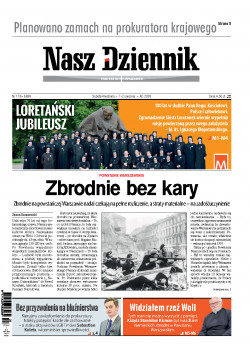 Sobota-Niedziela, 1-2 sierpnia 2020, Nr 178 (6836)