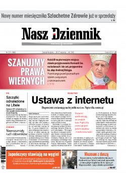 Sobota-Niedziela, 26-27 września 2020, Nr 225 (6883)