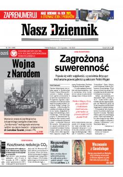 Sobota-Niedziela, 12-13 grudnia 2020, Nr 290 (6948)