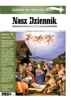 Boże Narodzenie, 24-27 grudnia 2020, Nr 300 (6958)
