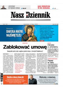 Sobota-Niedziela, 6-7 marca 2021, Nr 54 (7016)