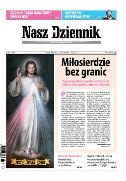 Sobota-Niedziela, 10-11 kwietnia 2021, Nr 82 (7044)
