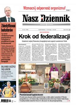 Sobota-Niedziela, 29-30 maja 2021, Nr 122 (7084)