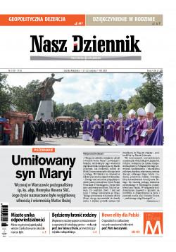 Sobota-Niedziela, 21-22 sierpnia 2021, Nr 193 (7155)