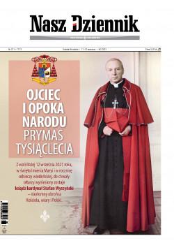 Sobota-Niedziela, 11-12 września 2021, Nr 211 (7173)