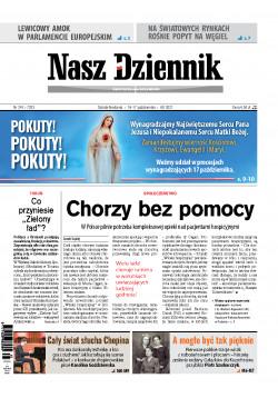 Sobota-Niedziela, 16-17 października 2021, Nr 241 (7203)